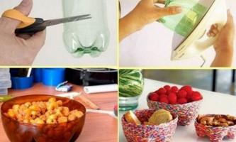 10 Лайфхак з пластиковими пляшками: утилізуємо правильно