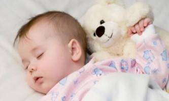 10 Правил здорового дитячого сну