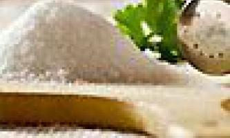 Без солі дієта для схуднення