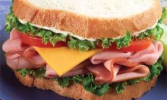 Бутерброди на швидку руку. Швидкі бутерброди рецепти з фото