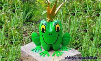 Царівна жаба для саду