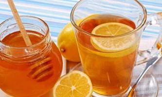 Чай з медом і лимоном - як пити?