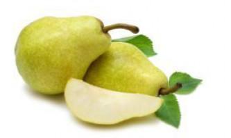 Чим корисні груші? Лікувальні властивості груш