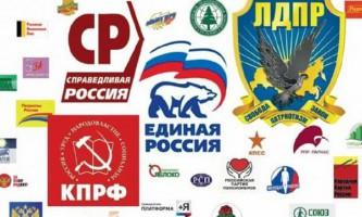 Чим політичні партії росії відрізняються від західних?