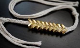 Чотири яскравих ідеї, як зробити браслет з намистин своїми руками