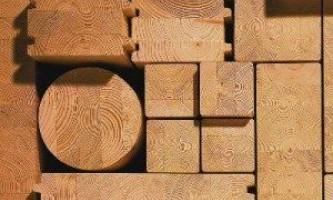 Що краще для будівництва дерев`яного будинку - брус або колоду