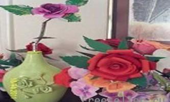 Квіти з алюмінієвих банок
