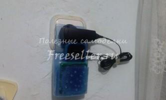 Тримач для телефону з вбудованим ароматизатором