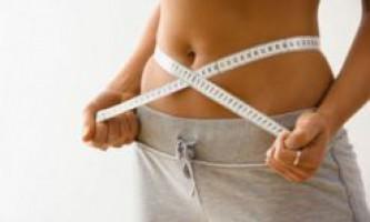 Дієта для зниження ваги