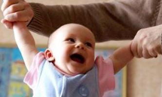 Динамічна гімнастика для малюків - немовлят з відео