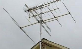 Для перегляду ефірного та цифрового тв сигналу підійде ефірна антена
