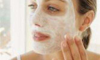 Домашні маски від лущення шкіри