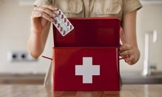 Домашня аптечка першої допомоги: що повинно бути