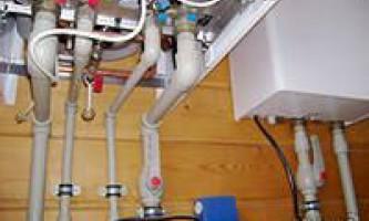 Двоконтурний газовий котел
