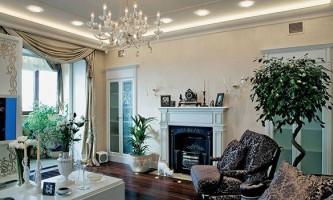 Фальш-камін в інтер`єрі: для затишку вашого будинку