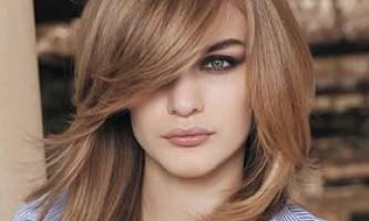 Очей не відвести: стрижка каскад на довге волосся