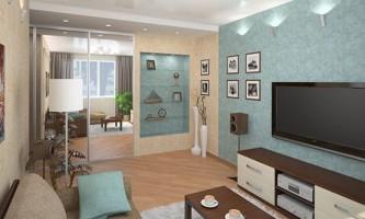 Ідеї дизайну для маленької квартири