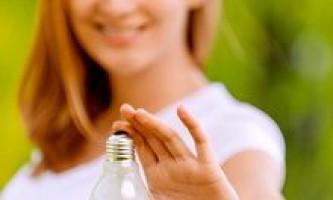 Винахід електричної лампочки
