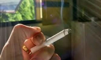 Як позбутися від запаху тютюну