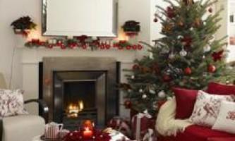 Як красиво і оригінально прикрасити будинок до нового року 2015: кращі ідеї з фото