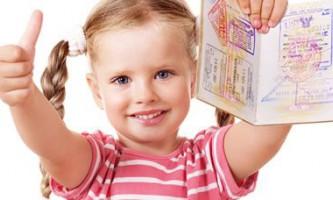 Як організувати подорож з дитиною