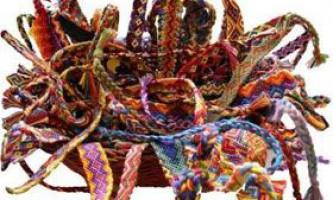 Як плести фенечки з муліне ниток, пряме плетіння для початківців з фото, відео. Схеми плетіння фенечек з муліне, вузли, уроки