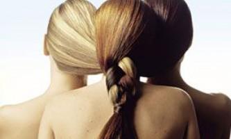 Як пофарбувати волосся без фарби