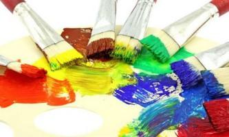 Як отримати коричневий колір при змішуванні фарб