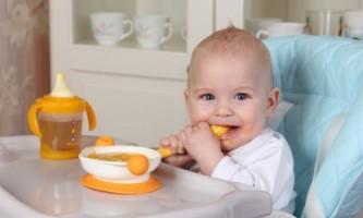 Як правильно годувати дітей від року до півтора років?