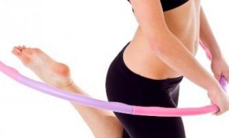 Як правильно крутити обруч і схуднути