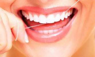 Як правильно користуватися зубною ниткою?