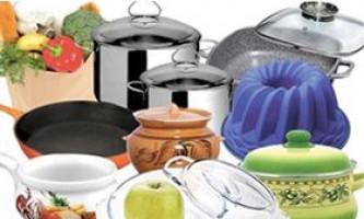 Як правильно вибирати посуд?