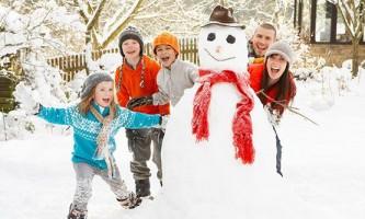 Як провести зимові канікули з користю