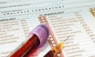 Як розшифрувати аналіз крові?