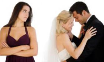 Як розлучитися з одруженим чоловіком?