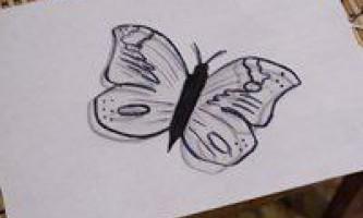 Як зробити метелика з пластикової пляшки