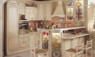 Як зробити маленьку кухню більше