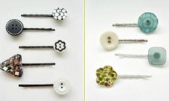 Як зробити намисто з бісеру і красиві шпильки своїми руками, майстер-клас з фото