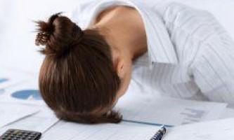 Як зняти втому організму?