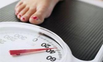 Як скласти меню для схуднення
