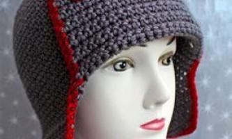 Як зшити шапку на зиму