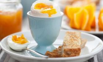 Як зварити яйце в мішечок