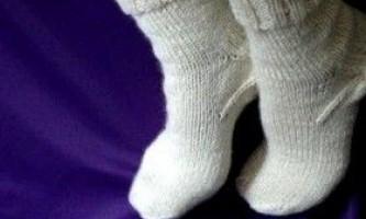 Як в`язати шкарпетки спицями - як в`язати дитячі шкарпетки спицями, відео, схема