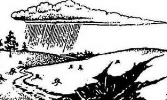Як виникає водна ерозія грунтів, і як захистити грунт від ерозії на дачній ділянці