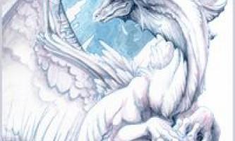 Як зустрічати новий 2017 рік - рік білого дракона