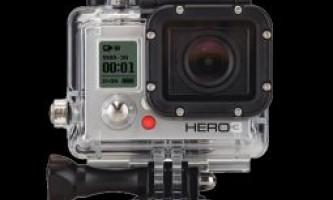 Як вибрати хорошу камеру і чому gopro?