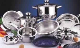 Як вибрати хороший посуд з нержавіючої сталі?