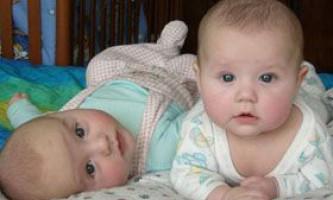 Як зачати двійню: народні способи