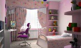 Яка меблі повинна бути в кімнаті, де живе дівчинка підліток