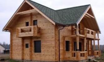 Який брус краще для будівництва будинку